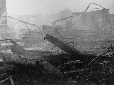 08/06/1938 - Incendie : les dortoirs