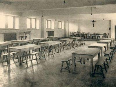 1938 - Le réfectoire