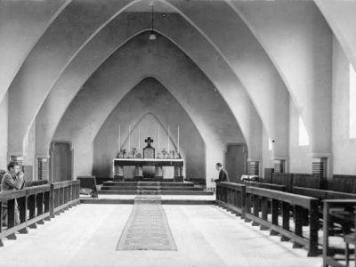 1936 - La chapelle
