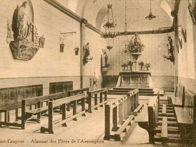 La première chapelle