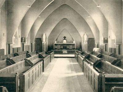 1938 - La chapelle