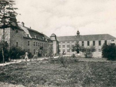 1936 - Aile de la chapelle