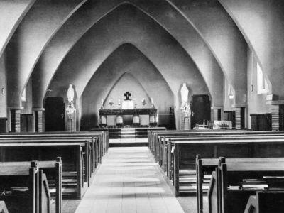 1955 - La chapelle