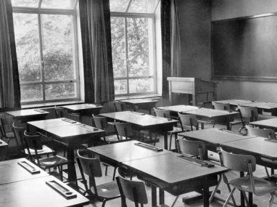 1955 - Une nouvelle classe