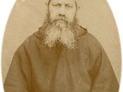 1900 - P. Pierre Descamps, premier supérieur