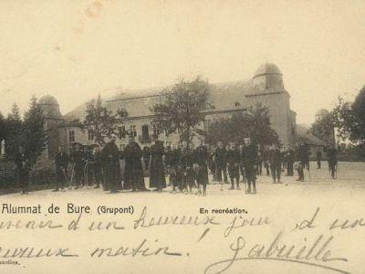 Grandes vacances 1903