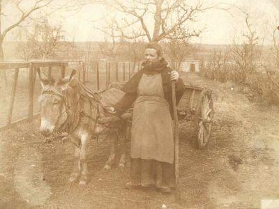 1903 - Fr. Amable du Buysson et son compagnon Jacques