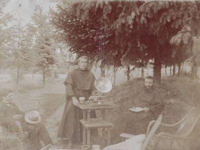 1919 - Alphonse Widart, P. Nestor, Fr. Clément
