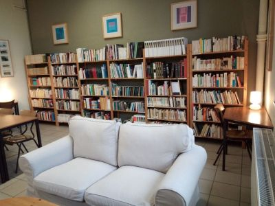 La bibliothèque des élèves
