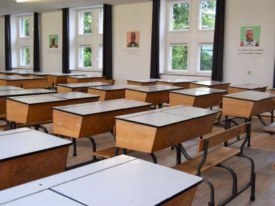 La salle d'étude, rénovation terminée (2020)