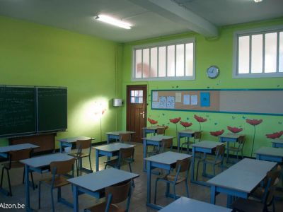 Une classe de première